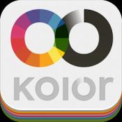 Androidアプリ「Kolor 新商品キュレーションアプリ」のアイコン