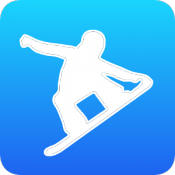 Androidアプリ「Crazy Snowboard」のアイコン