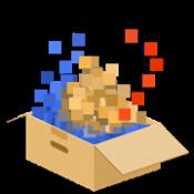 Androidアプリ「粉遊び」のアイコン