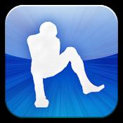 Androidアプリ「365日 腹筋アプリ SitApp」のアイコン