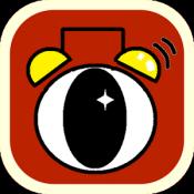 Androidアプリ「TTS目覚まし FREE」のアイコン