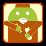 Androidアプリ「読み上げます。FREE」のアイコン