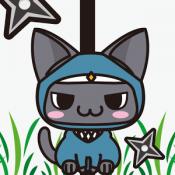 Androidアプリ「ねこ忍者」のアイコン