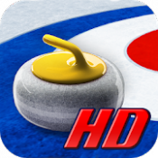 Androidアプリ「Curling3D lite」のアイコン