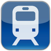 Androidアプリ「TrainsBook 列車辞典」のアイコン