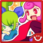 Androidアプリ「パズルフェアリーWitch Wars」のアイコン