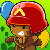 Androidアプリ「Bloons TD Battles」のアイコン