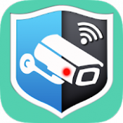 Androidアプリ「スマートホームセキュリティ, 家庭用のIP監視カメラ」のアイコン