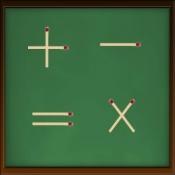 Androidアプリ「マッチ棒パズル」のアイコン