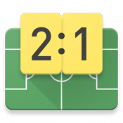 Androidアプリ「All Goals:Football Live Scores」のアイコン