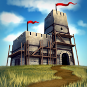 Androidアプリ「貴族達と騎士達 中世戦略 - Lords & Knights Medieval Strategy」のアイコン