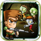 Androidアプリ「Ultimate Zombie Survival」のアイコン