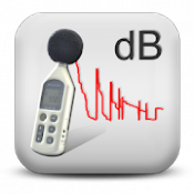 Androidアプリ「Sound Meter PRO」のアイコン