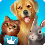 Androidアプリ「Pet Worldプレミアムバンドル」のアイコン