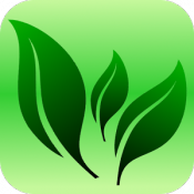 Androidアプリ「親子英会話 Powered by GreenLeaf」のアイコン