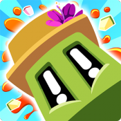 Androidアプリ「Juice Cubes」のアイコン