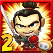 Androidアプリ「サムライ vs ゾンビ 2」のアイコン
