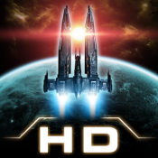 Androidアプリ「Galaxy on Fire 2™ HD」のアイコン