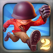 Androidアプリ「Fieldrunners 2」のアイコン