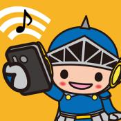 Androidアプリ「カラオケリモコンbyカラオケの鉄人 〜カラ鉄ナビ〜」のアイコン