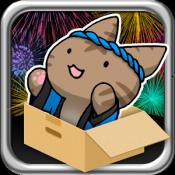 Androidアプリ「ネコ花火」のアイコン