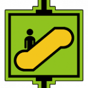 Androidアプリ「エスカレベーター」のアイコン