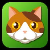 Androidアプリ「猫ちがい」のアイコン