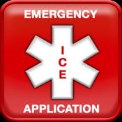 Androidアプリ「緊急の際」のアイコン
