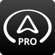 Androidアプリ「Magic Earth Pro Navigation」のアイコン