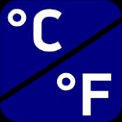 Androidアプリ「デジタル温度計」のアイコン