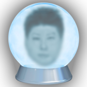 Androidアプリ「運命の人の顔」のアイコン
