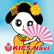 Androidアプリ「KICSタウン おおきに京都」のアイコン