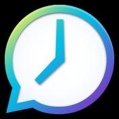 Androidアプリ「おしゃべり時計」のアイコン