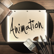 Androidアプリ「Animation Desk - Sketch & Draw」のアイコン