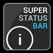 Androidアプリ「スーパーステータスバー」のアイコン