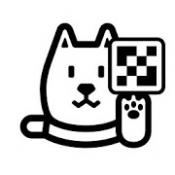 Androidアプリ「お父さんQR」のアイコン