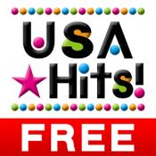 Androidアプリ「USA Hits!(無料)」のアイコン