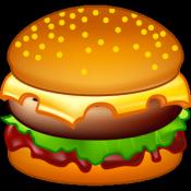 Androidアプリ「バーガー」のアイコン