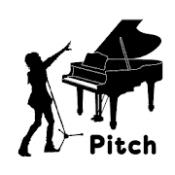 Androidアプリ「絶対音感ピアノ早押し – カラオケ音程を鍛える採点ゲームアプリ」のアイコン