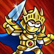 Androidアプリ「One Epic Knight」のアイコン