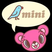 Androidアプリ「プリプリまろんmini ~写真デコレーション~」のアイコン