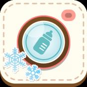 Androidアプリ「baby days ~子どものステキな毎日を残そう~」のアイコン