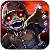 Androidアプリ「ARMY VS ZOMBIE」のアイコン
