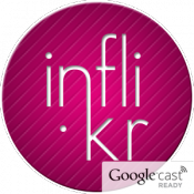 Androidアプリ「Inflikr for Flickr」のアイコン