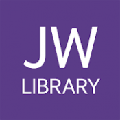 Androidアプリ「JW Library」のアイコン