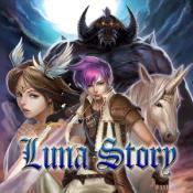 Androidアプリ「ルナ・ストーリー」のアイコン