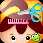 Androidアプリ「Baby Hair Salon」のアイコン