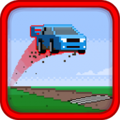 Androidアプリ「Cubed Rally Redline」のアイコン