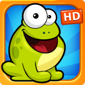 Androidアプリ「Tap the Frog HD」のアイコン