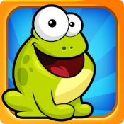 Androidアプリ「Tap the Frog」のアイコン